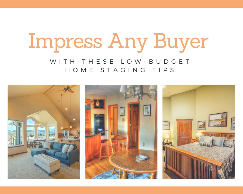 Impress Buyers With Affordable Home Staging