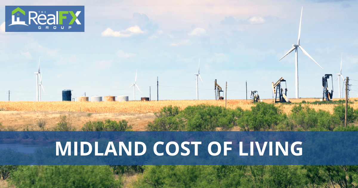 Midland Cost of Living Guide