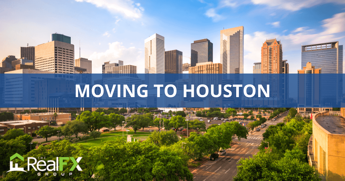Moving to Houston, TX Living Guide