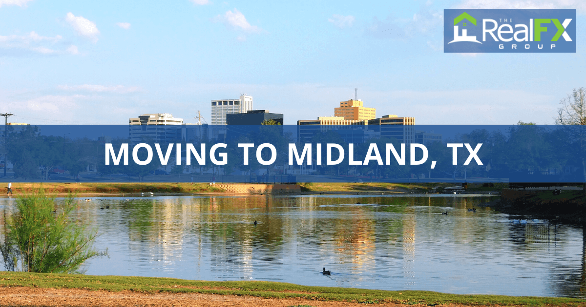 Moving to Midland, TX Living Guide