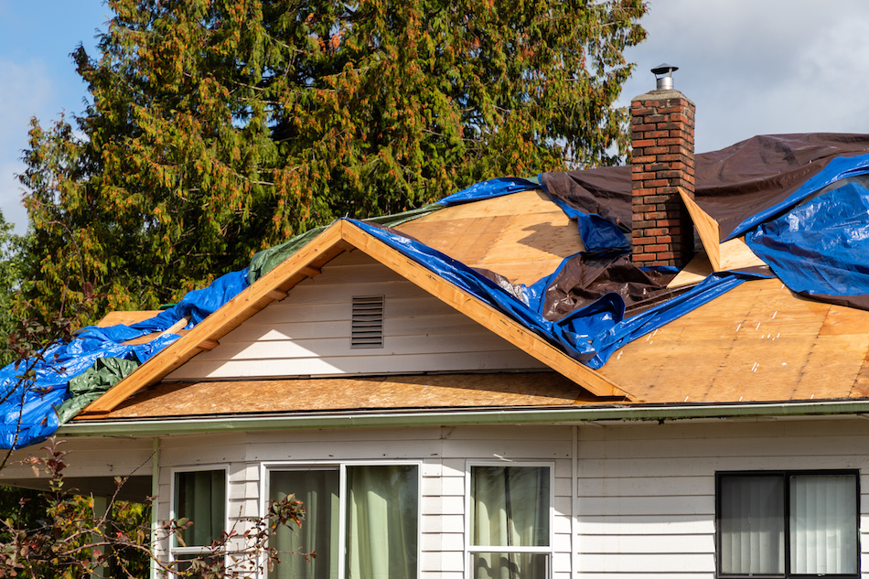 How to Repair and Replace Roof Damage