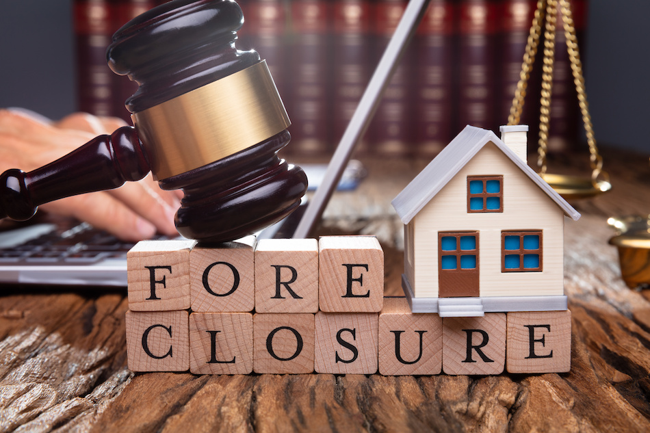 How to Buy a Real Estate Foreclosure