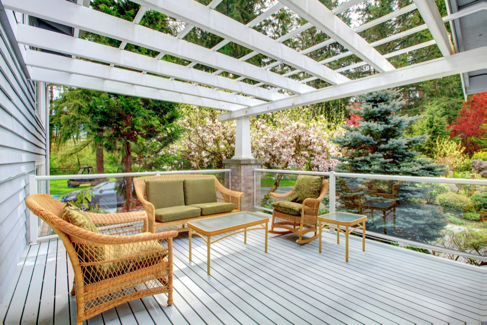 View an Outdoor Deck as Added Living Space & Personalize It