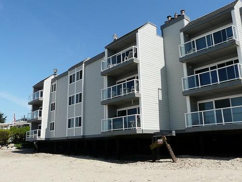 Corcoran Lagoon Beach, Santa Cruz, CA