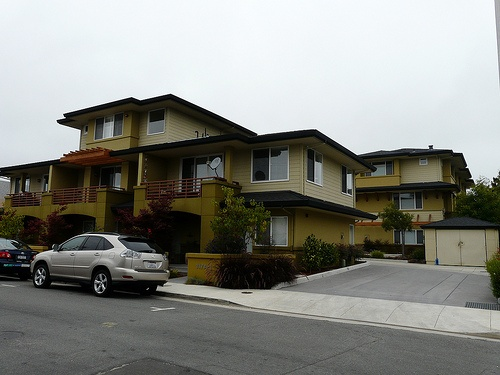 Gault Street Condos in Seabright East Santa Cruz