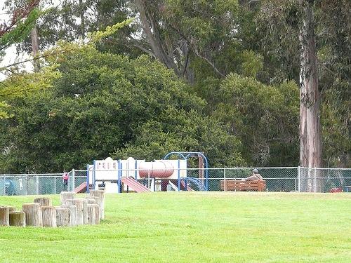 Marina Greens playground
