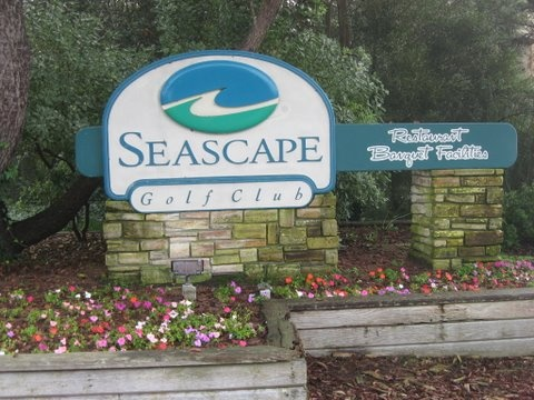 Golf club at seascape real estate