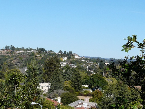 soquel knolls homes outside view
