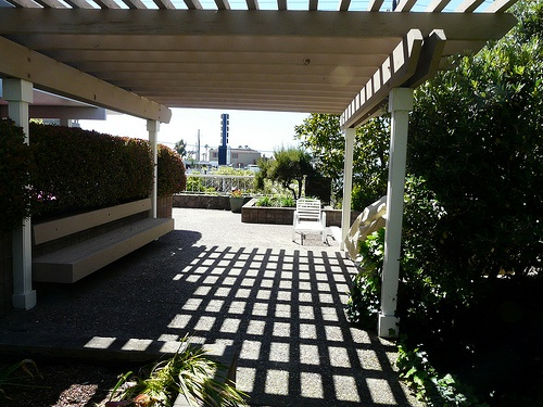 terrace court condo patio