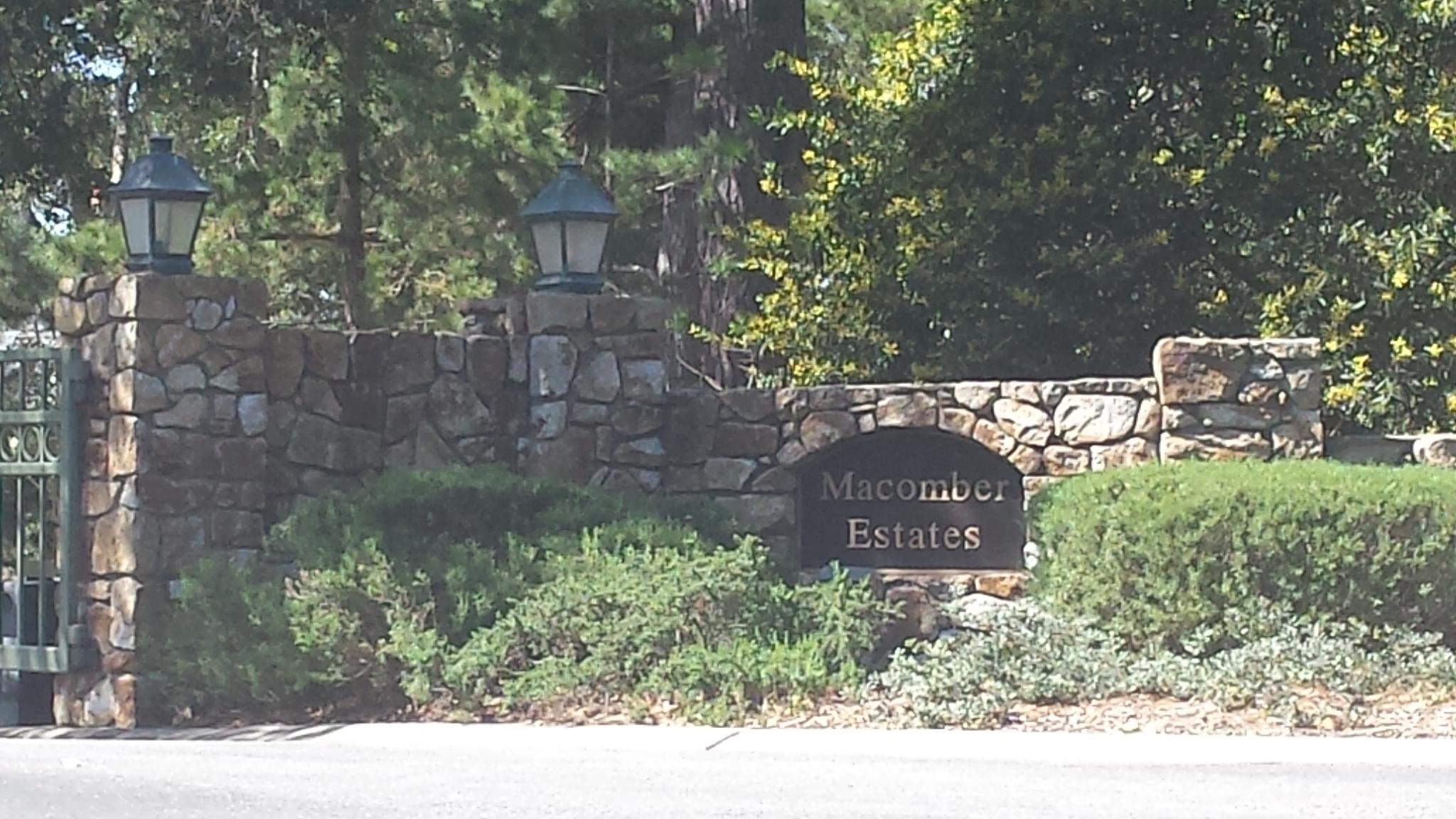 macomber estates