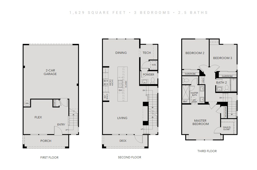 the grove scotts valley floor plan
