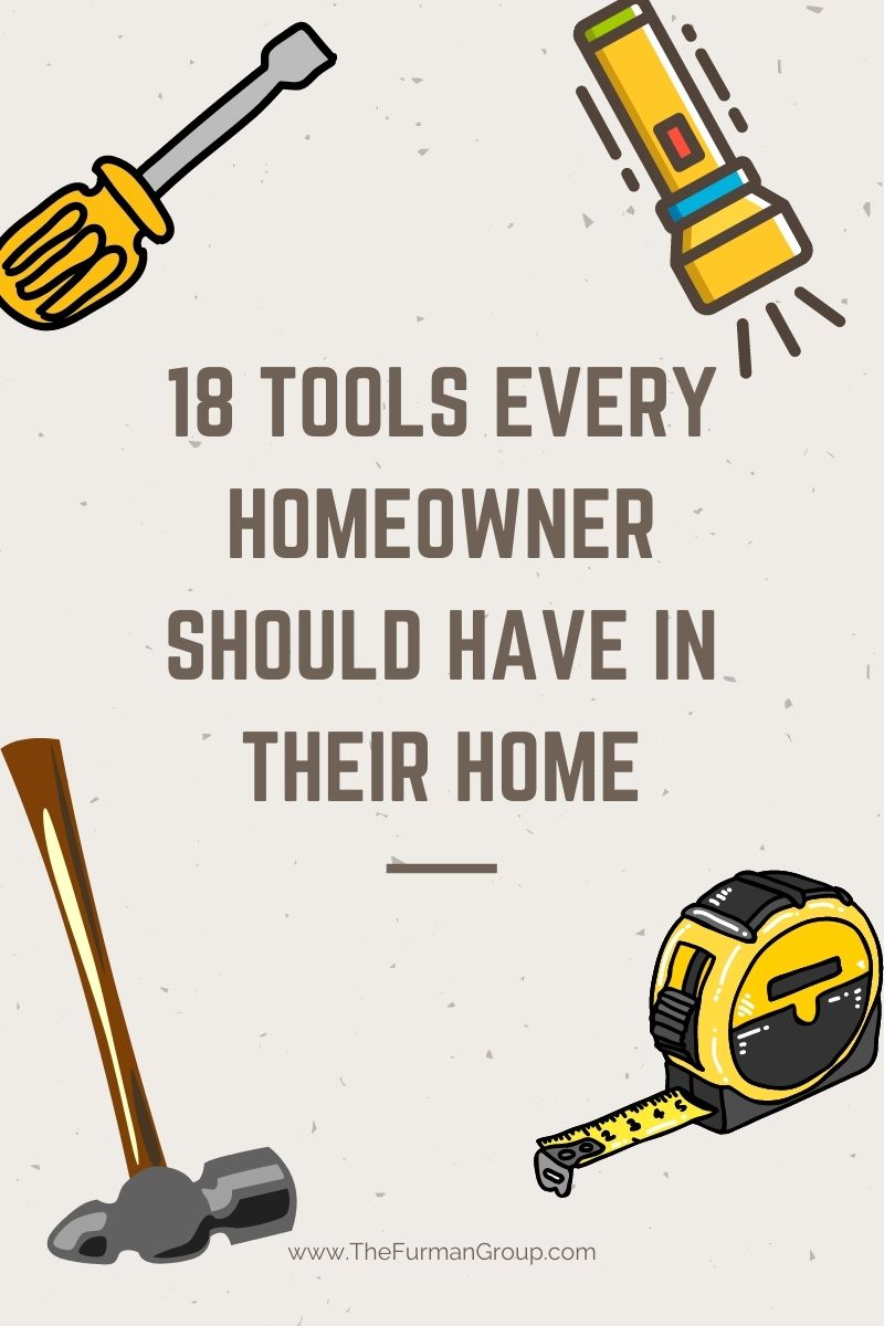 18 Tools Every Homeowner Should Have in Their Home