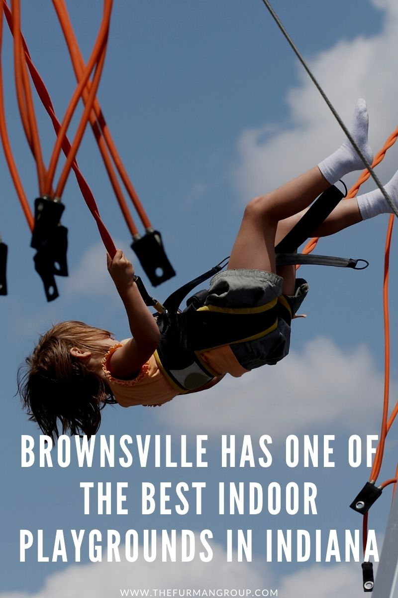 Brownsville has one of the Best Indoor Playgrounds in Indiana