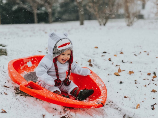 How and Where to Play Outdoors in Hendricks County This Winter