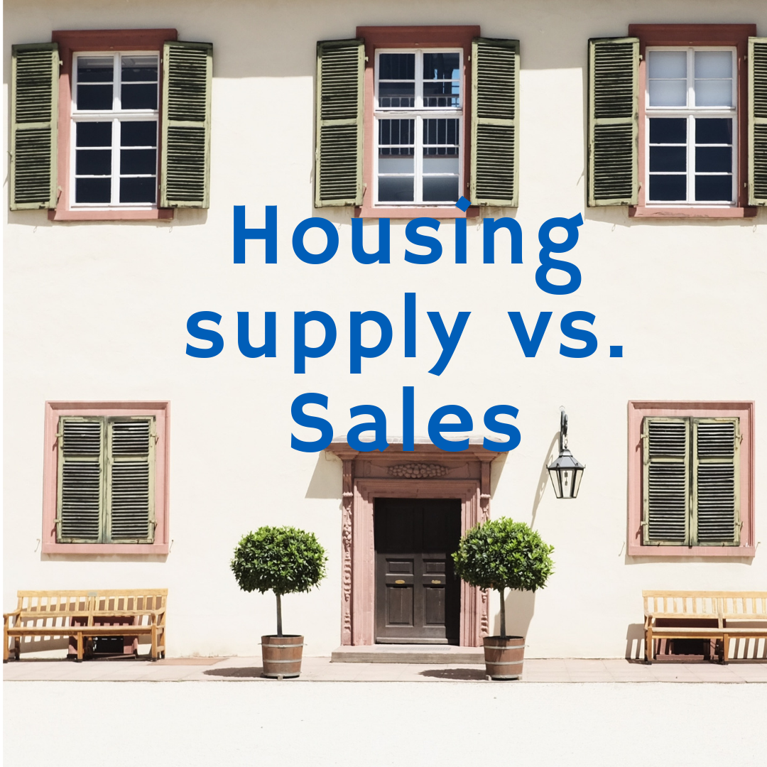 supply vs sales