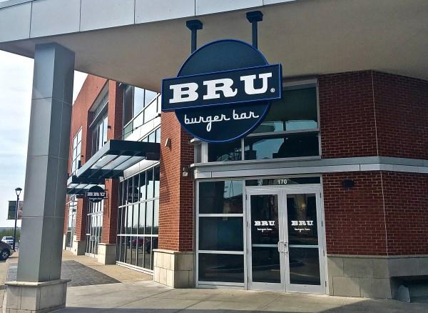Bru Burger in Plainfield