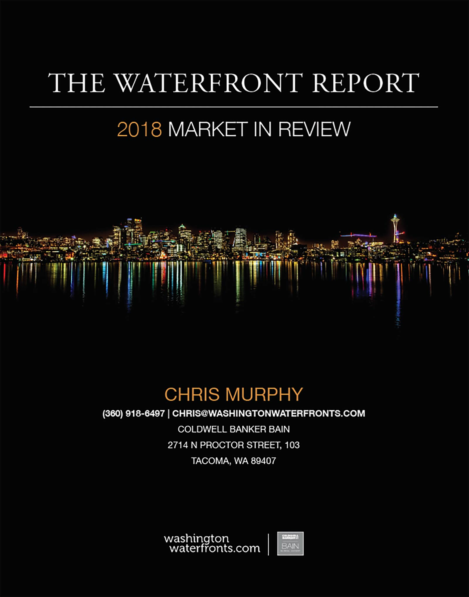2018 Waterfront Report Conclusion