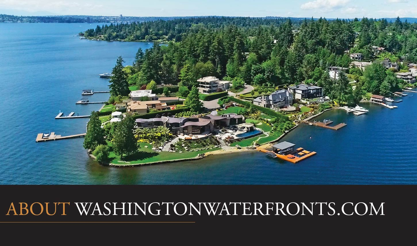 About Washington Waterfronts