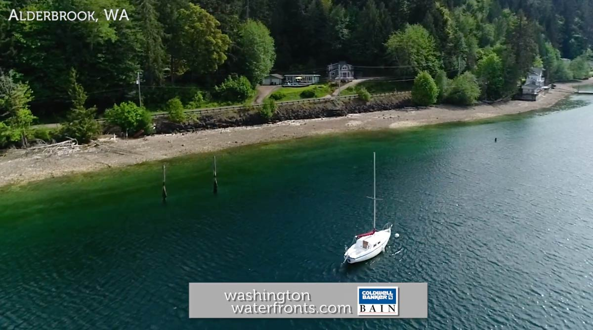 Alderbrook Waterfront Real Estate in Alderbrook, WA