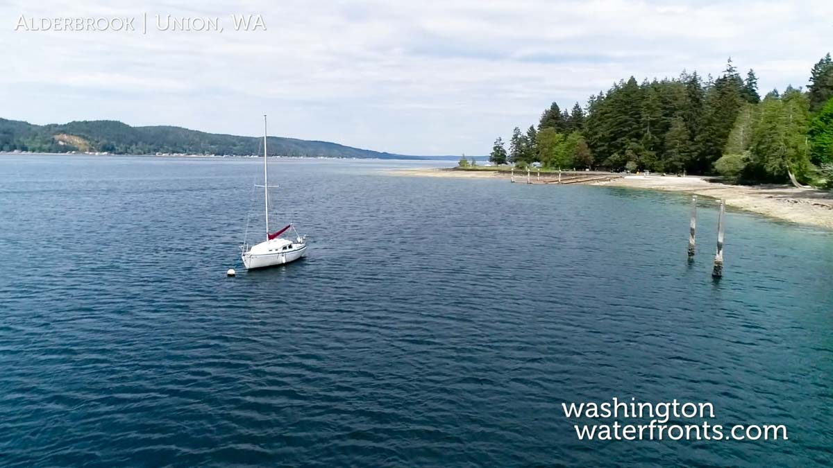 Alderbrook Waterfront Real Estate