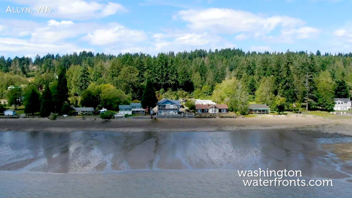 Allyn Waterfront Real Estate