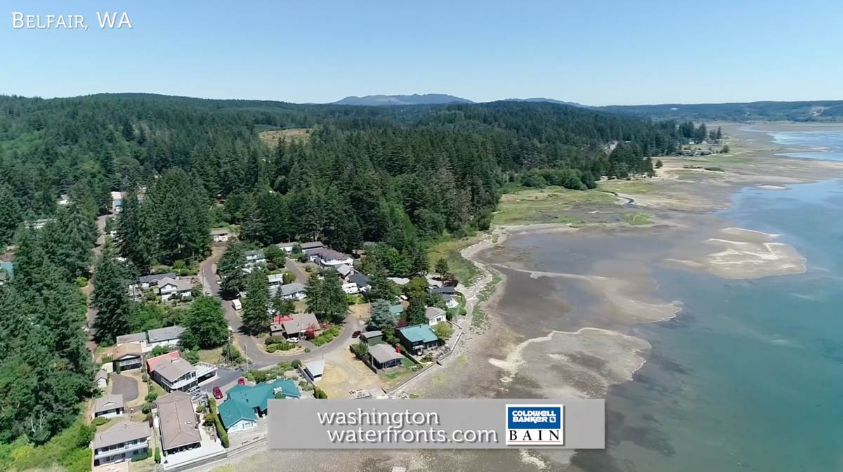 Belfair Waterfront Homes (Local Waterfront Specialists)