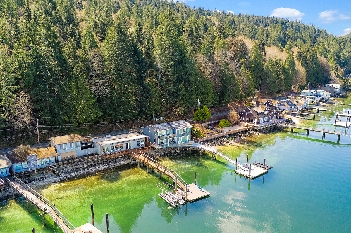 Buying a waterfront home in Washington State