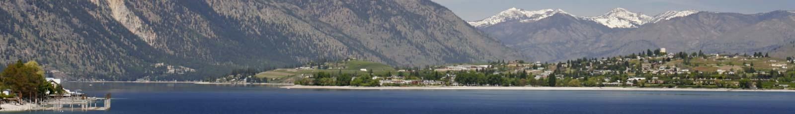 Chelan County Waterfront Market Statistics