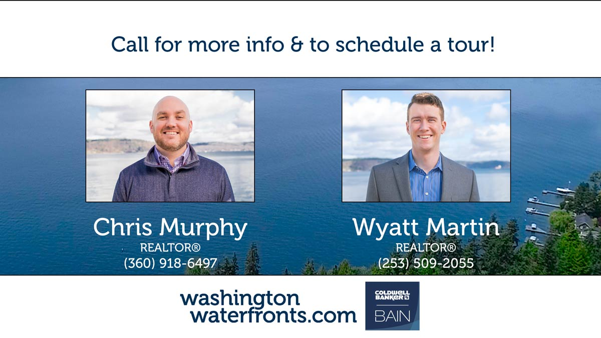 Contact Washington Waterfronts Real Estate