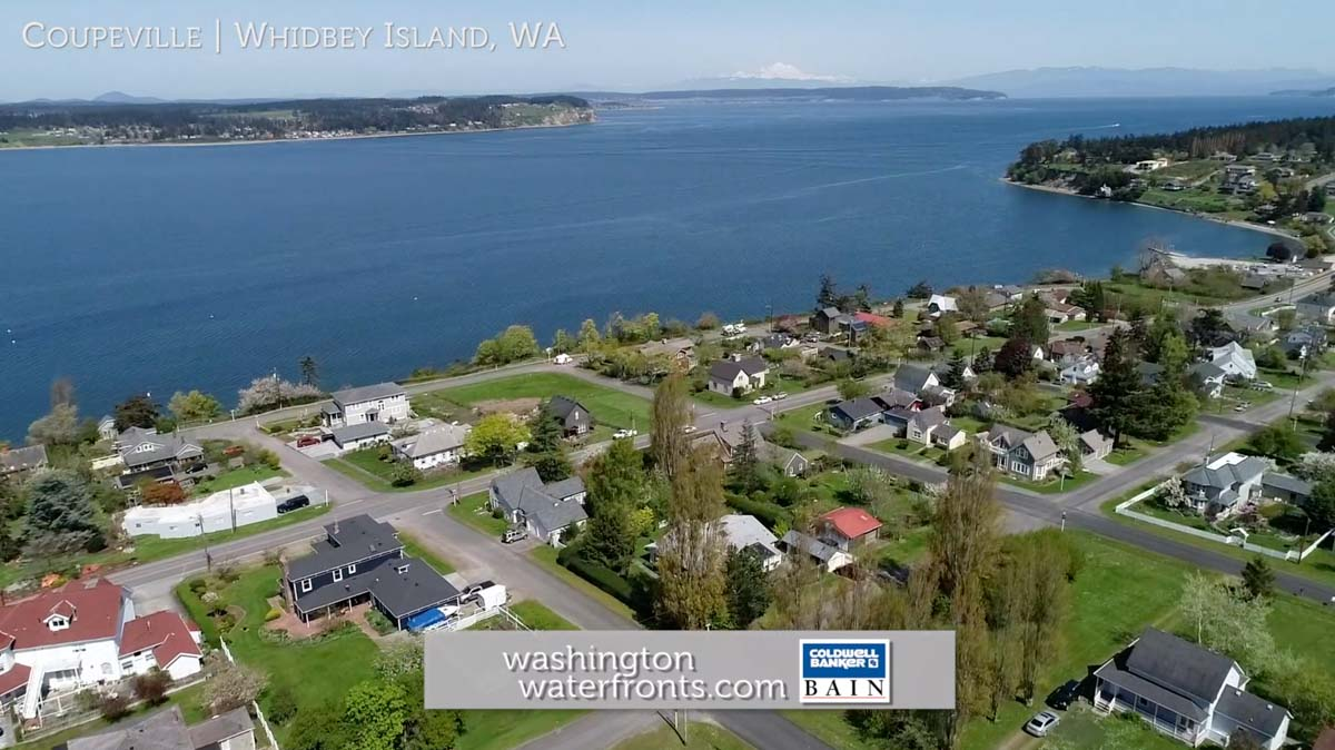 Coupeville Waterfront Real Estate