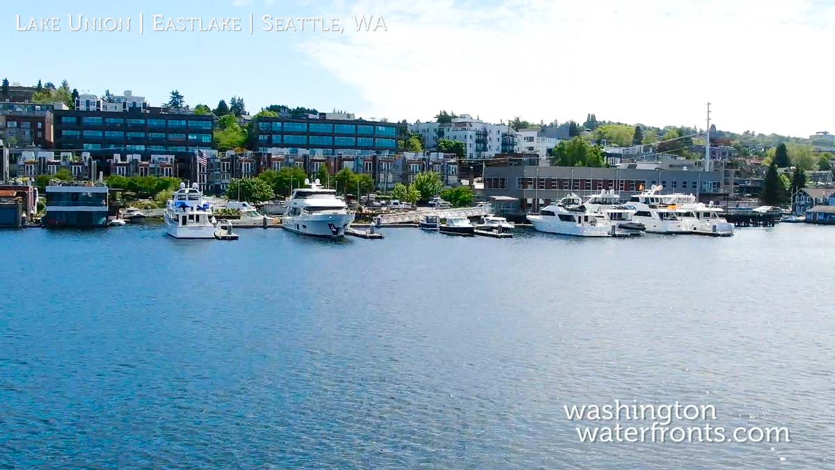Eastlake Waterfront Real Estate