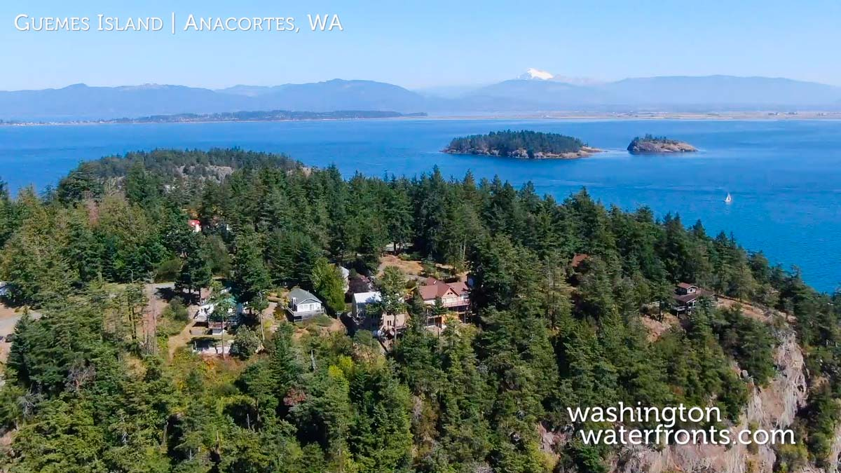 Guesmes Island Waterfront Real Estate