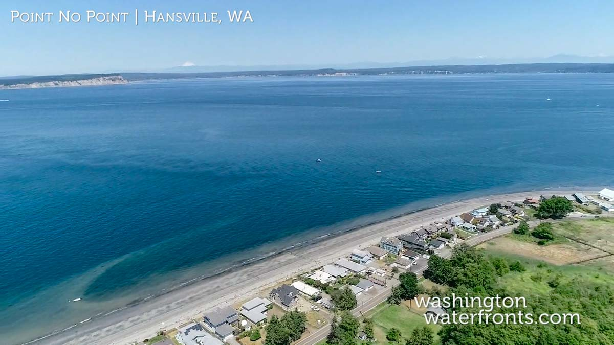 Hansville Waterfront Real Estate