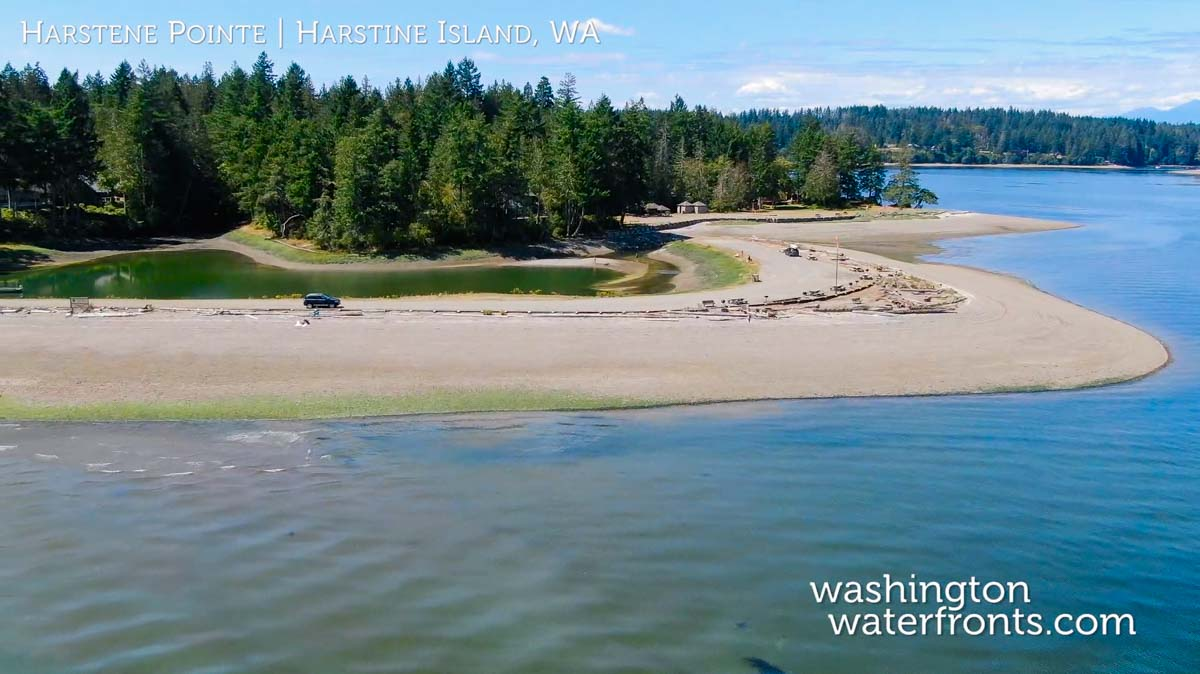 Harstene Pointe Waterfront Real Estate