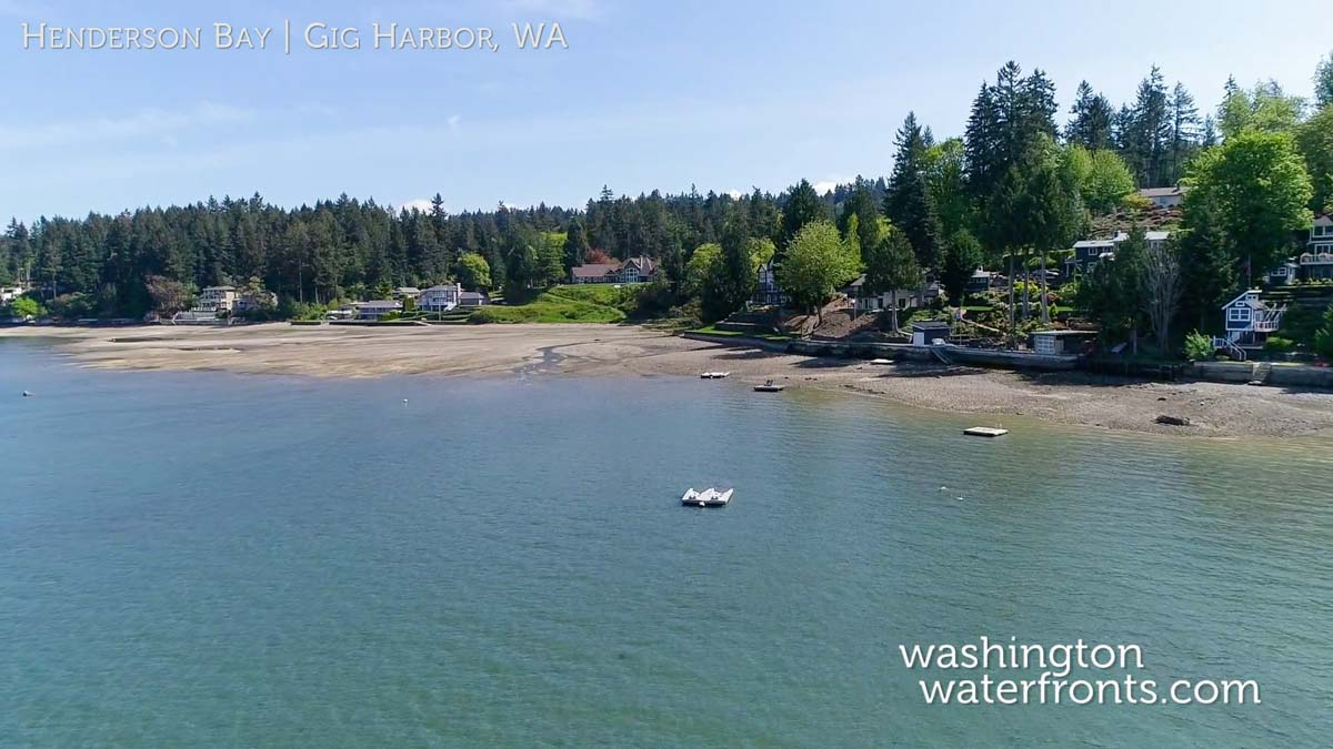 Henderson Bay Waterfront Real Estate