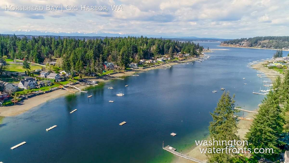 Horsehead Bay Waterfront Real Estate