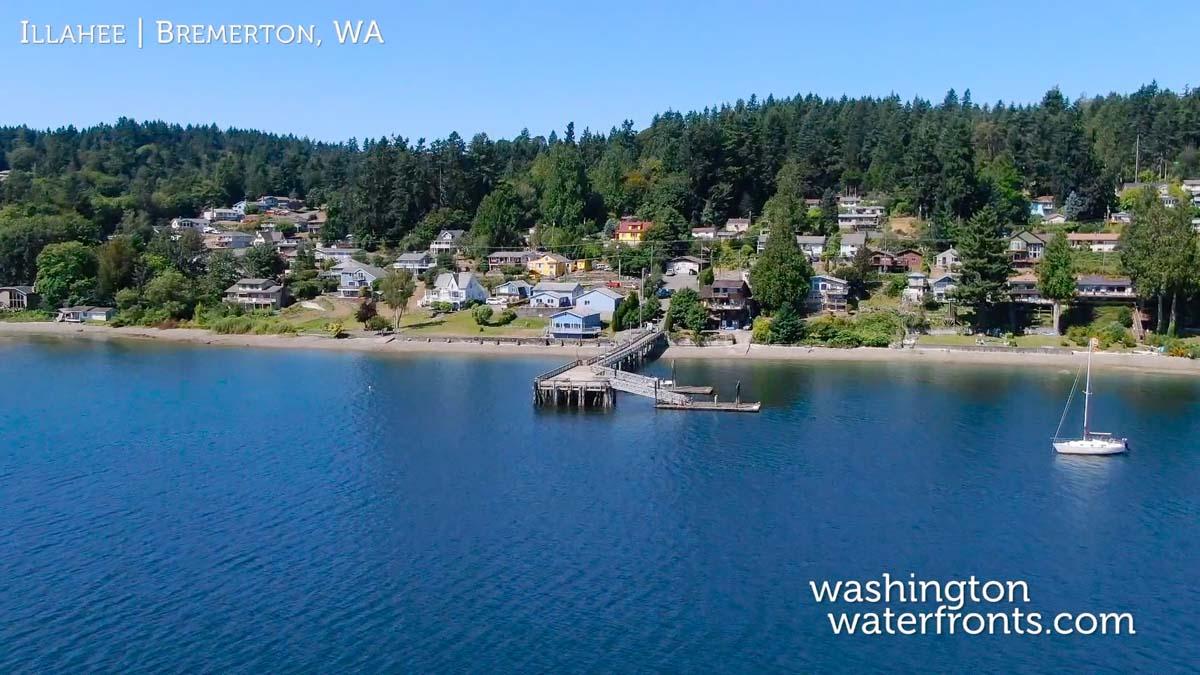 Illahee Waterfront Real Estate