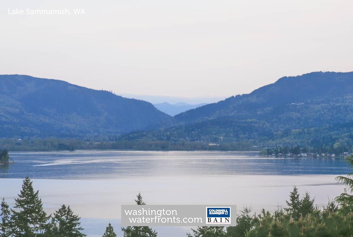 Lake Sammamish Waterfront Real Estate