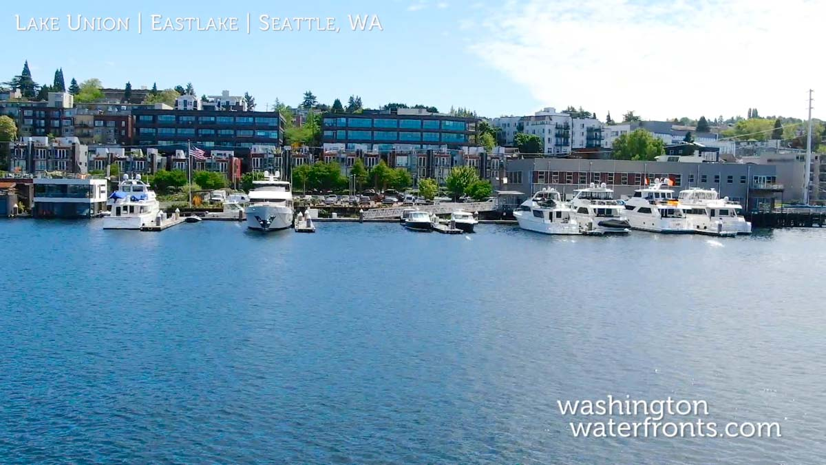 Lake Union Waterfront Real Estate