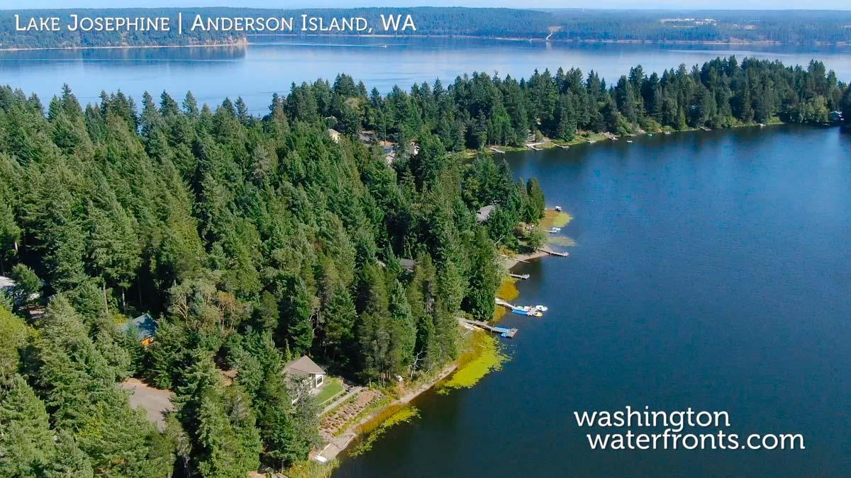 Lake Josephine Waterfront Real Estate