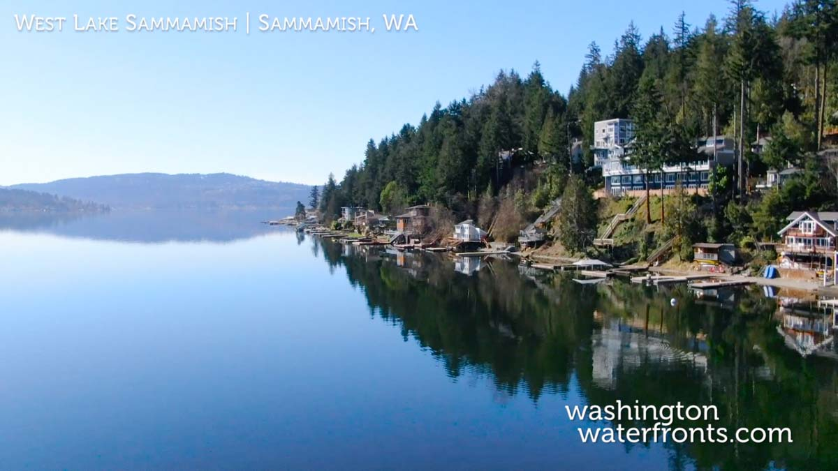 Lake Sammamish Waterfront Real Estate