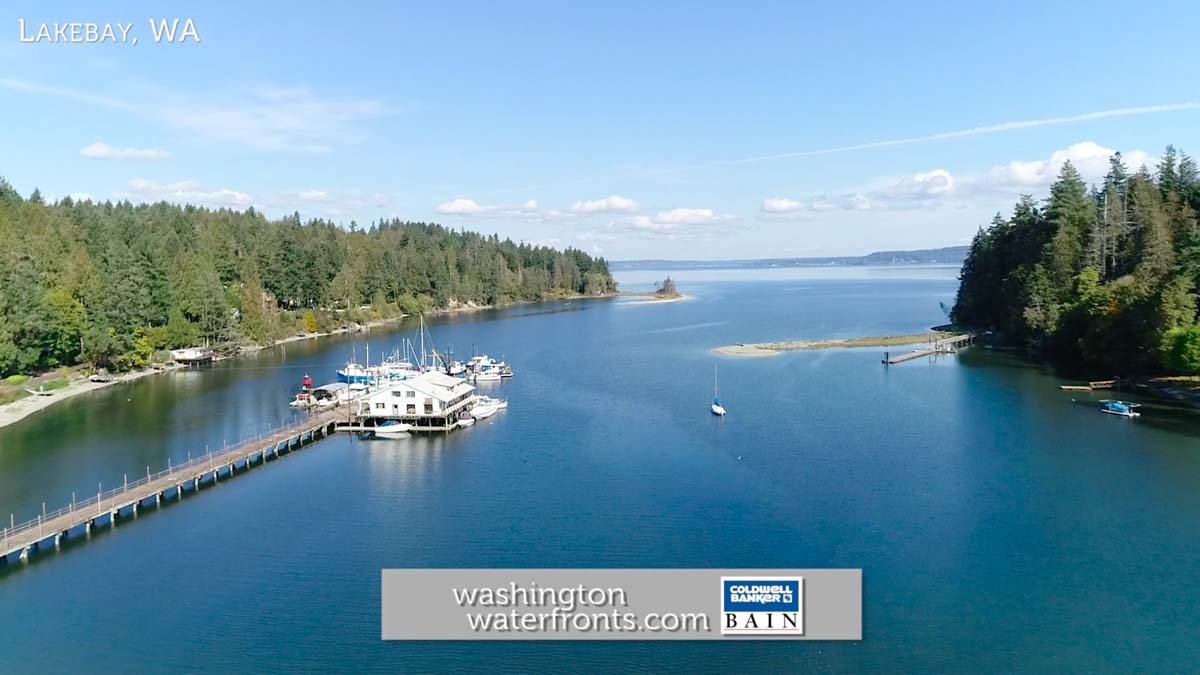 Lakebay Waterfront Homes (Local Waterfront Specialists)