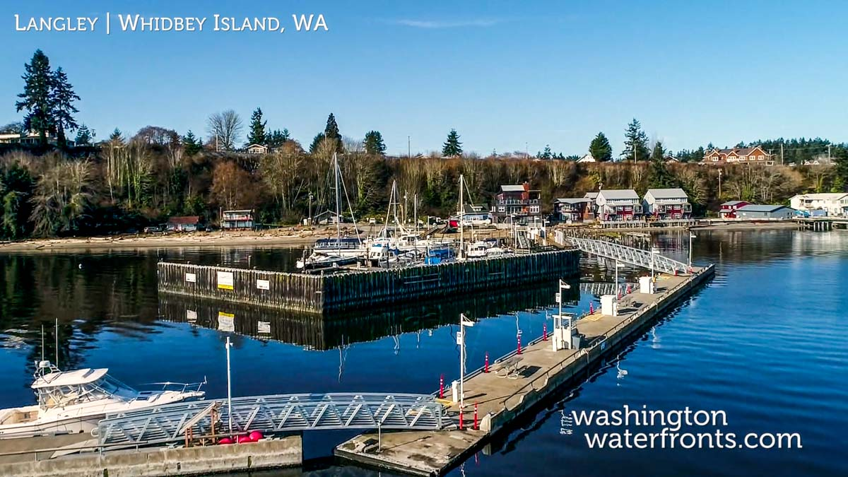 Langley Waterfront Real Estate