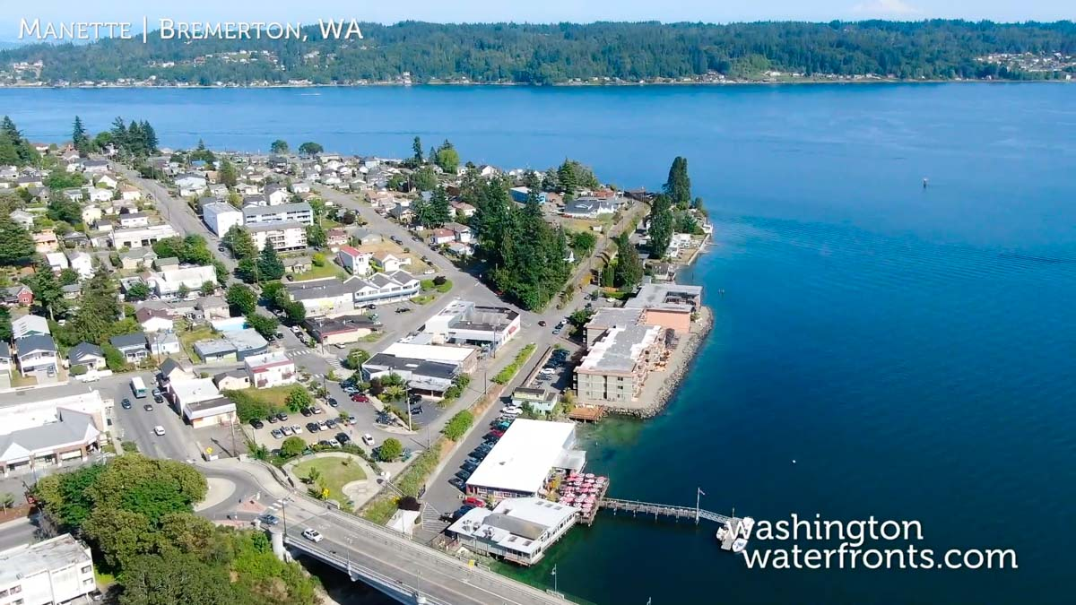 Manette Waterfront Real Estate
