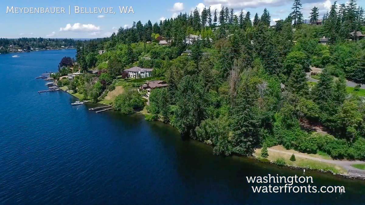 Meydenbauer Waterfront Real Estate in Bellevue, WA