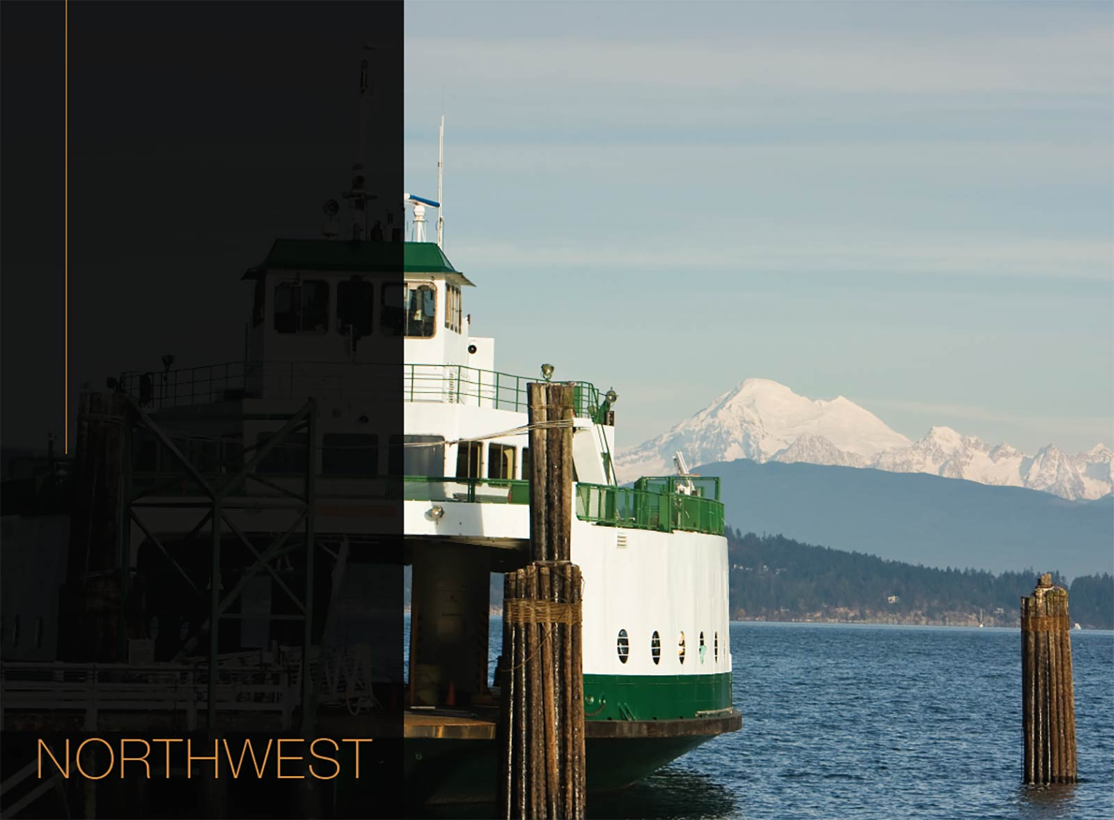 Northwest Washington Waterfront Real Estate Markets