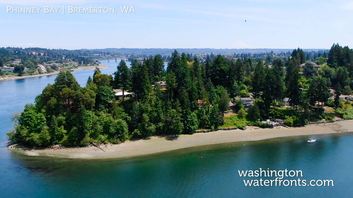 Phinney Bay Waterfront Real Estate