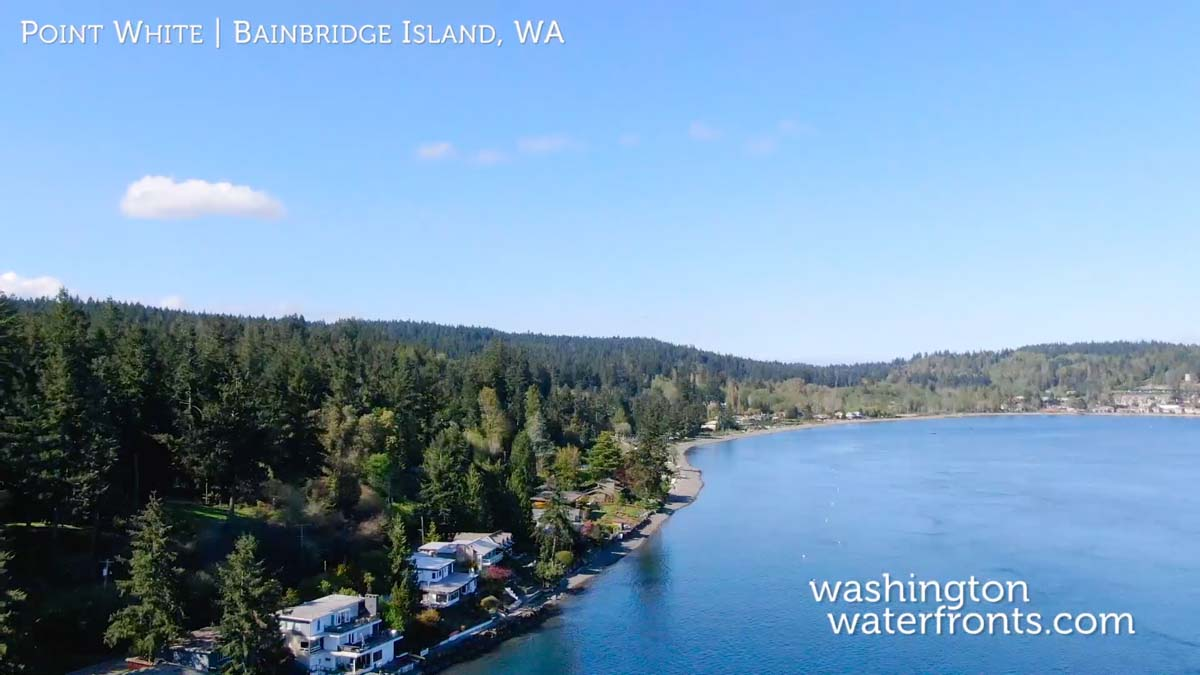 Point White Waterfront Real Estate