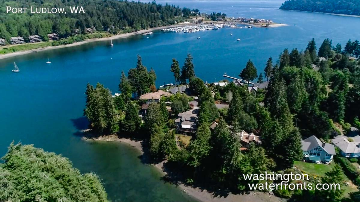 Port Ludlow Waterfront Real Estate