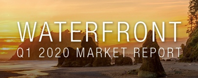 2020 First Quarter Waterfront Market Report